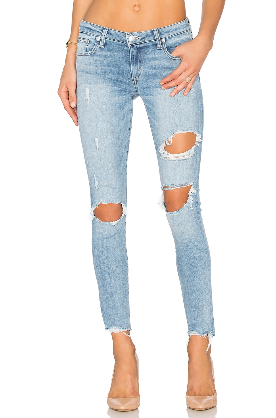 Ricky Skinny Jean. - size 23 (also in 24,25,26,27,28,29,30) Lovers + Friends