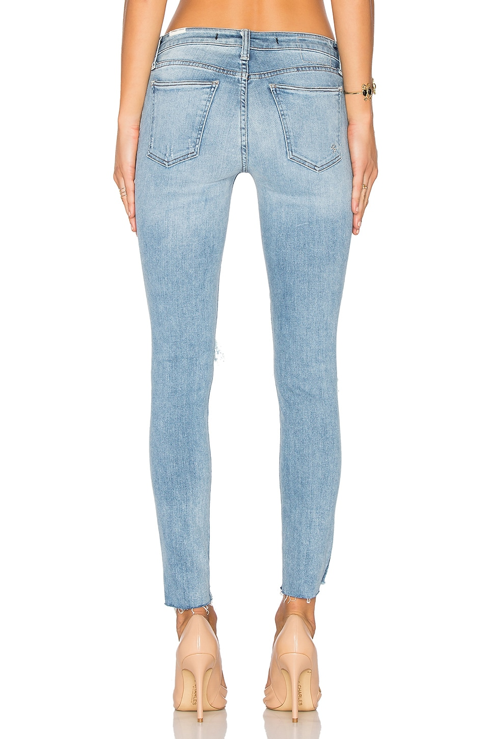 Ricky Skinny Jean, view 3, click to view large image.