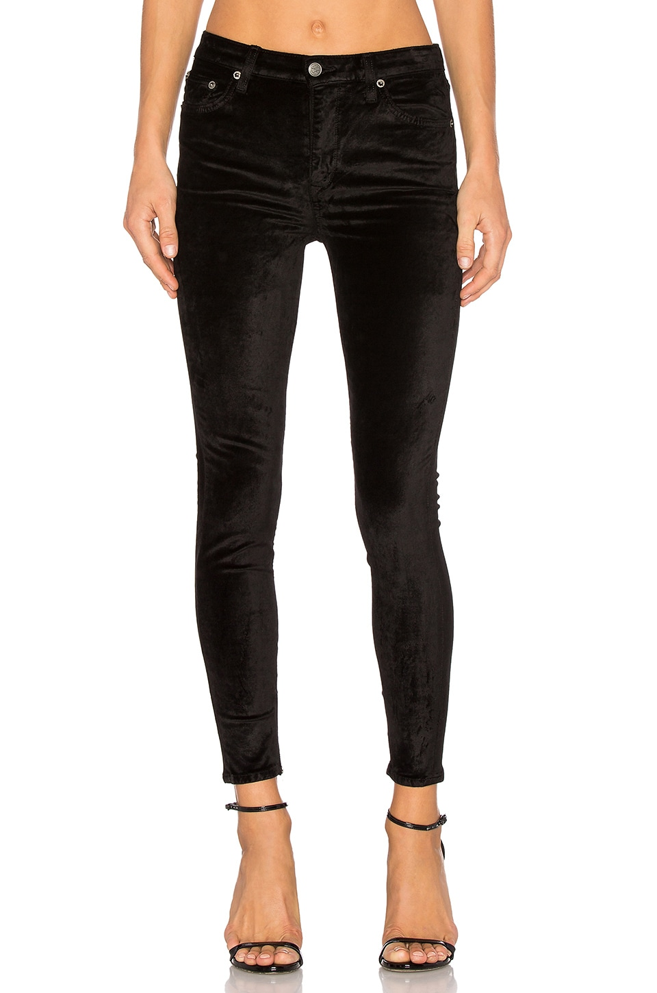 Mason High-Rise Skinny Jean. - size 23 (also in 24,25,26,27,28,29,30,31) Lovers + Friends