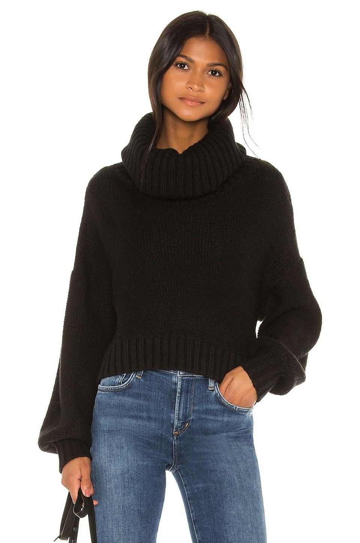 Lovers + Friends Ryder Sweater in Black