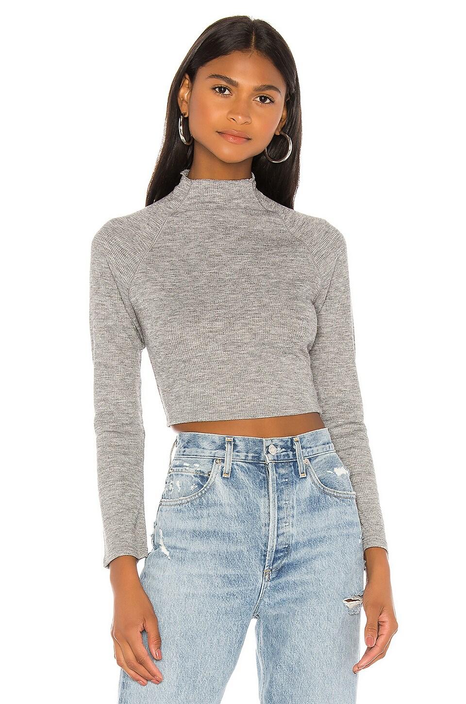 Lovers + Friends Kelsey Sweater in Grey