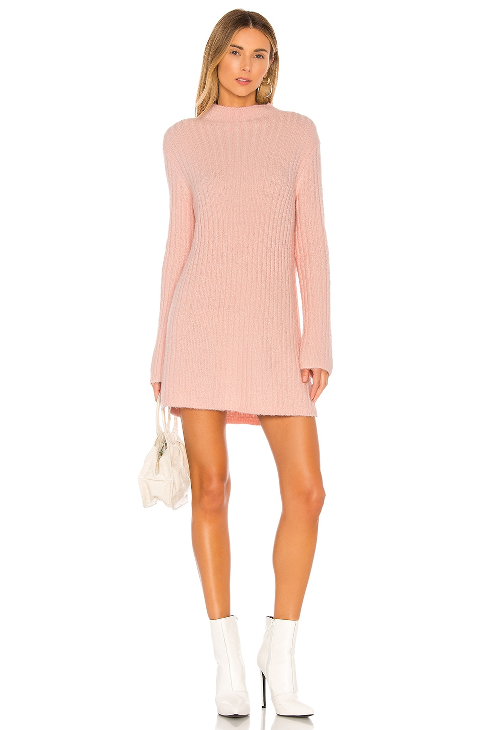 Lovers + Friends Julana Sweater in Blush