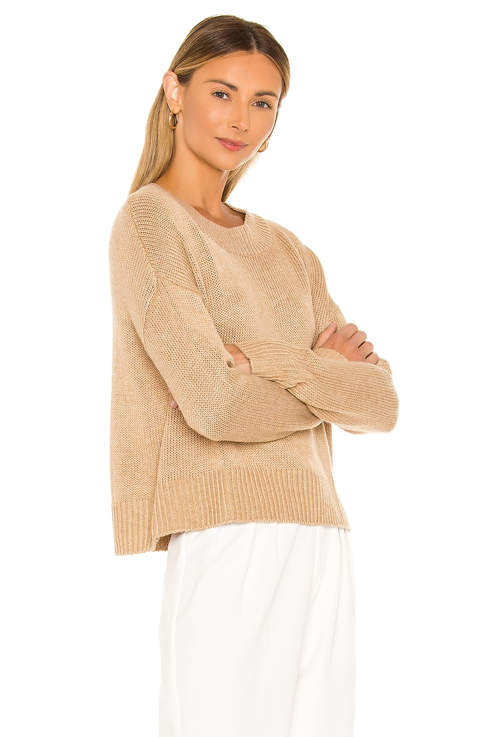 Lovers + Friends Keke Sweater in Natural