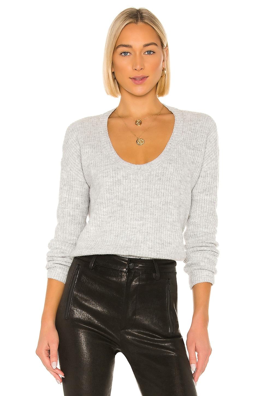 Lovers + Friends Rye Sweater in Grey