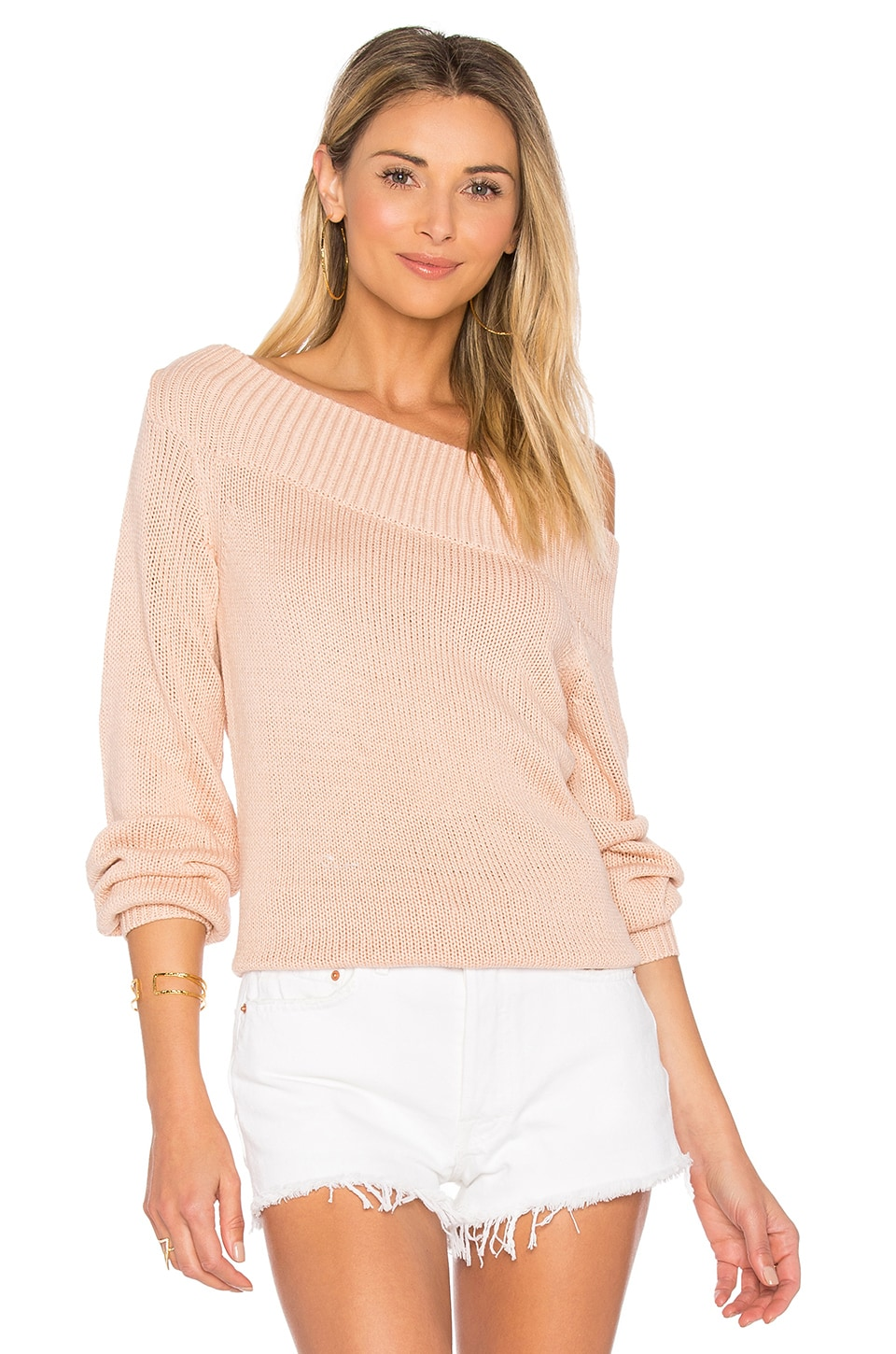 Lovers + Friends x REVOLVE Lucas Sweater in Ballet