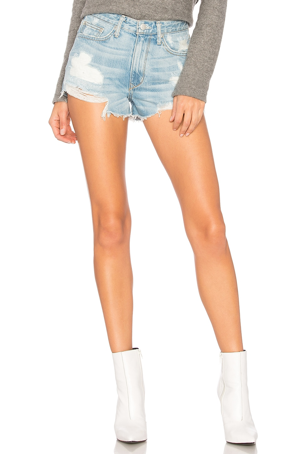 Lovers + Friends Jack High-Rise Short in Netherly
