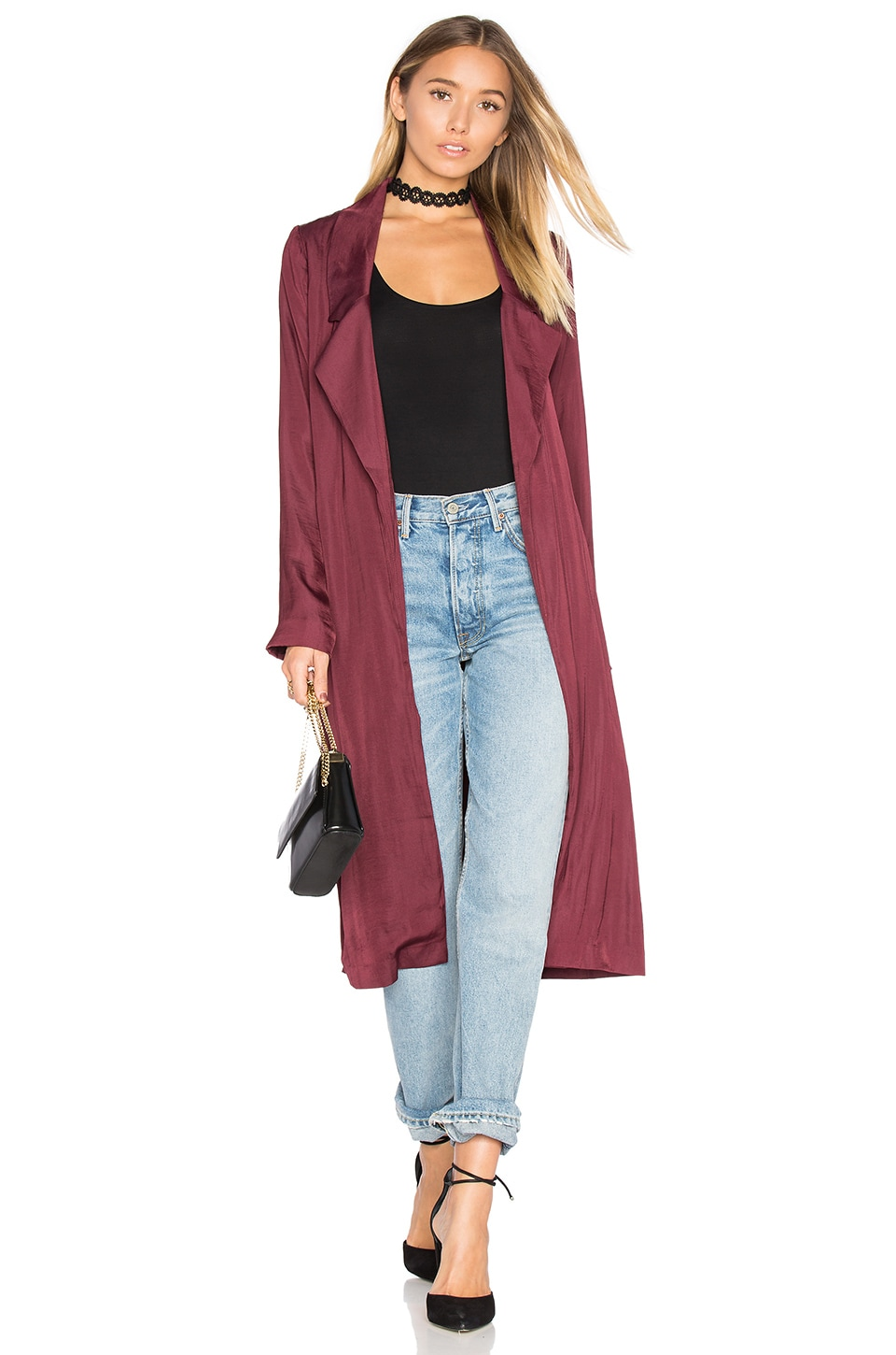 x REVOLVE Jackson Duster by Lovers + Friends