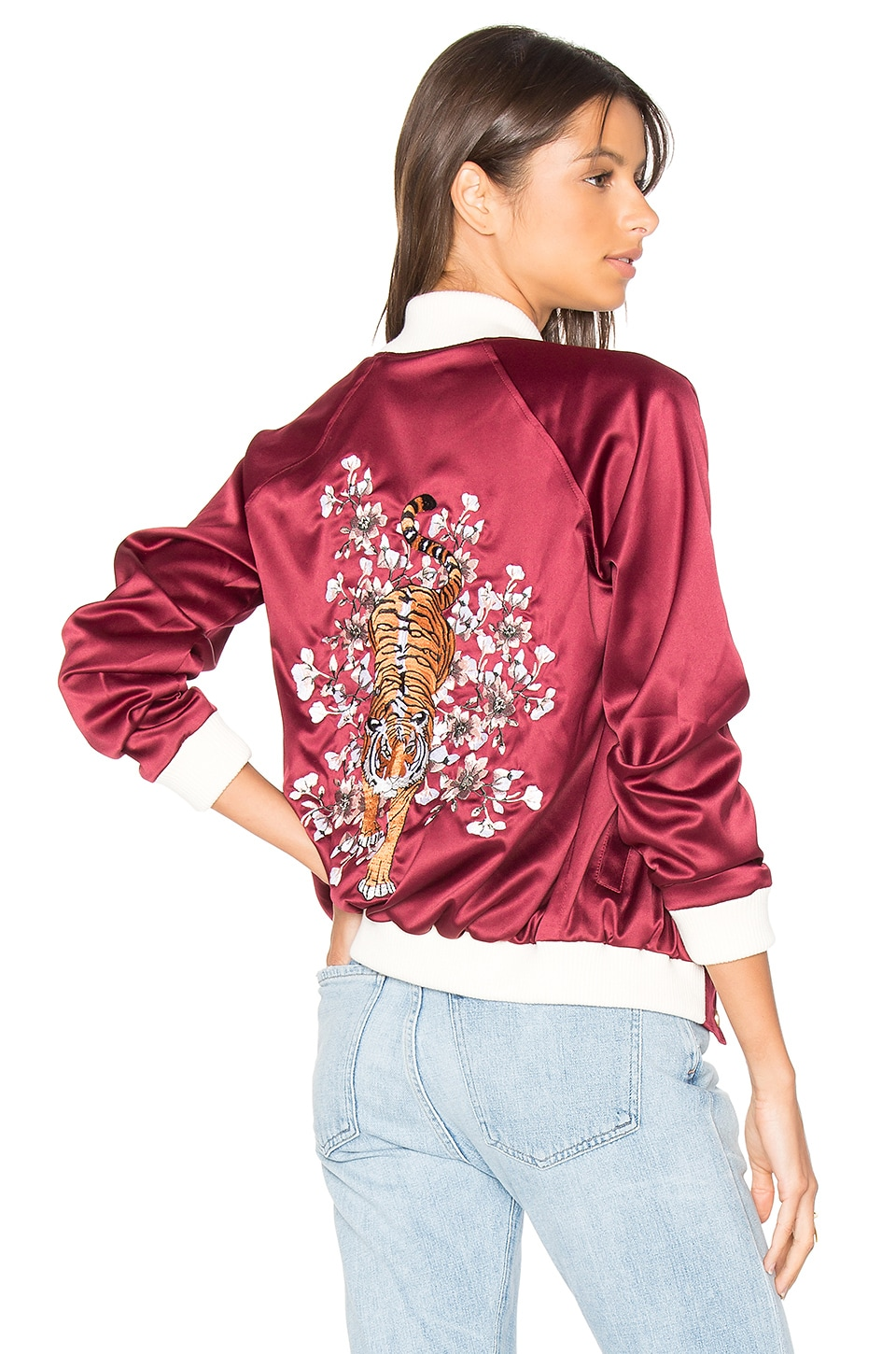 x REVOLVE The Nomad Bomber by Lovers + Friends