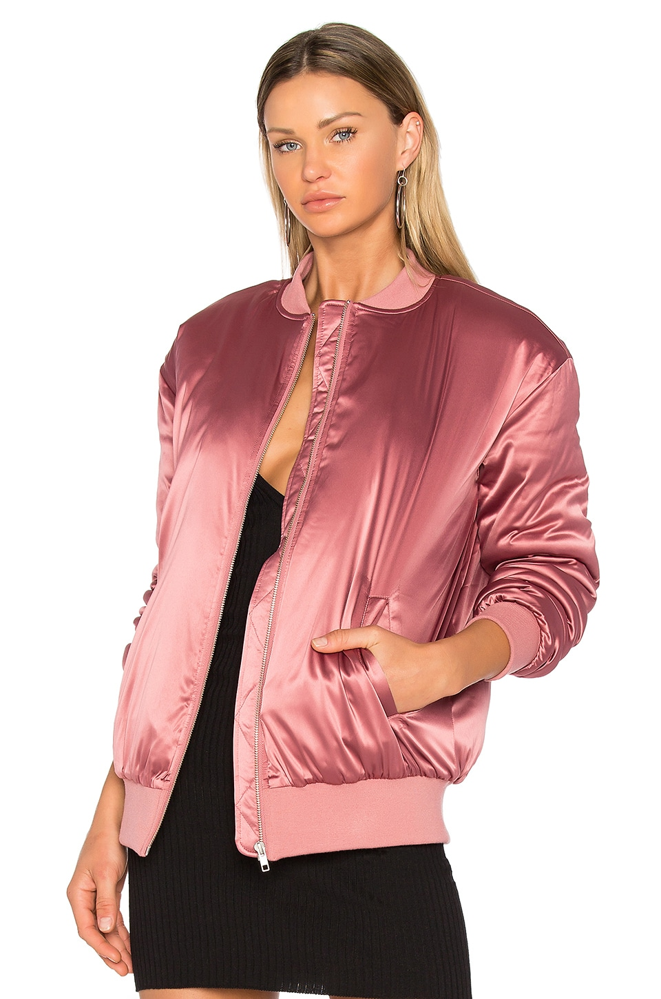 x REVOLVE My Lover Bomber by Lovers + Friends