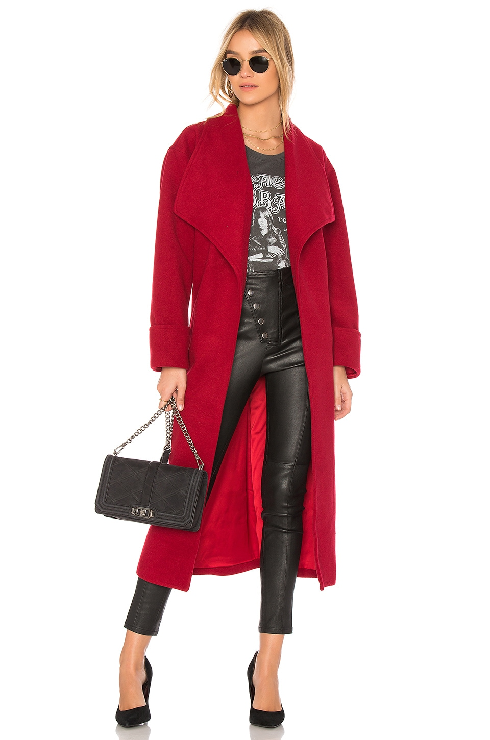x REVOLVE Maddie Coat by Lovers + Friends