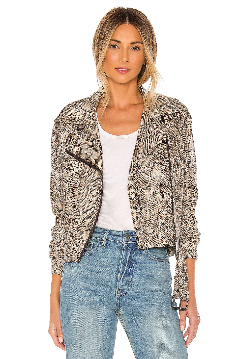 Lovers + Friends BLOUSON JANETTE