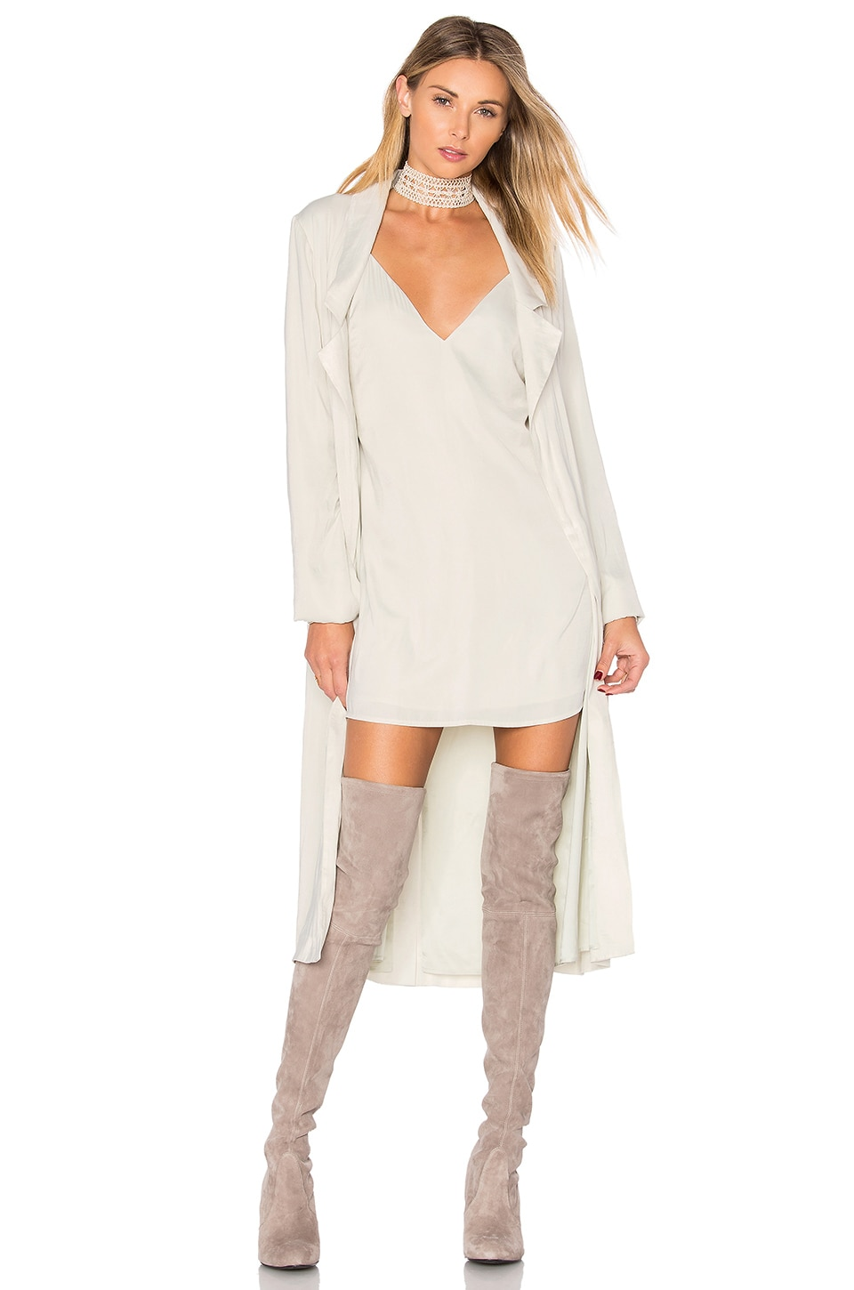 Lovers + Friends MANTEAU LARGE JACKSON