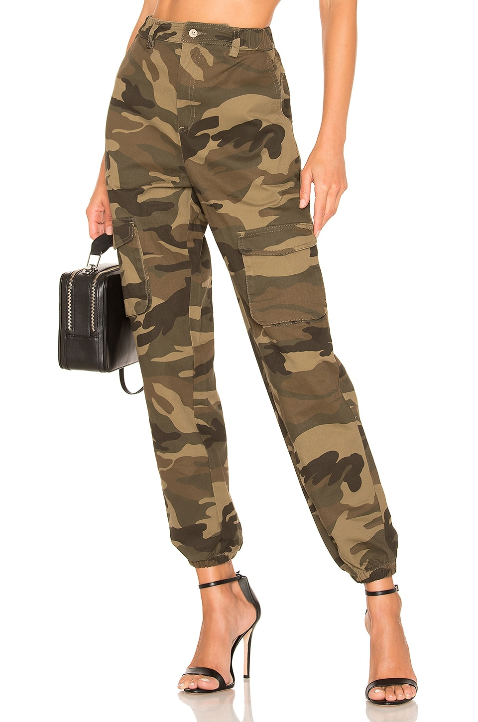 Lovers + Friends Scarlet Pants in Camo