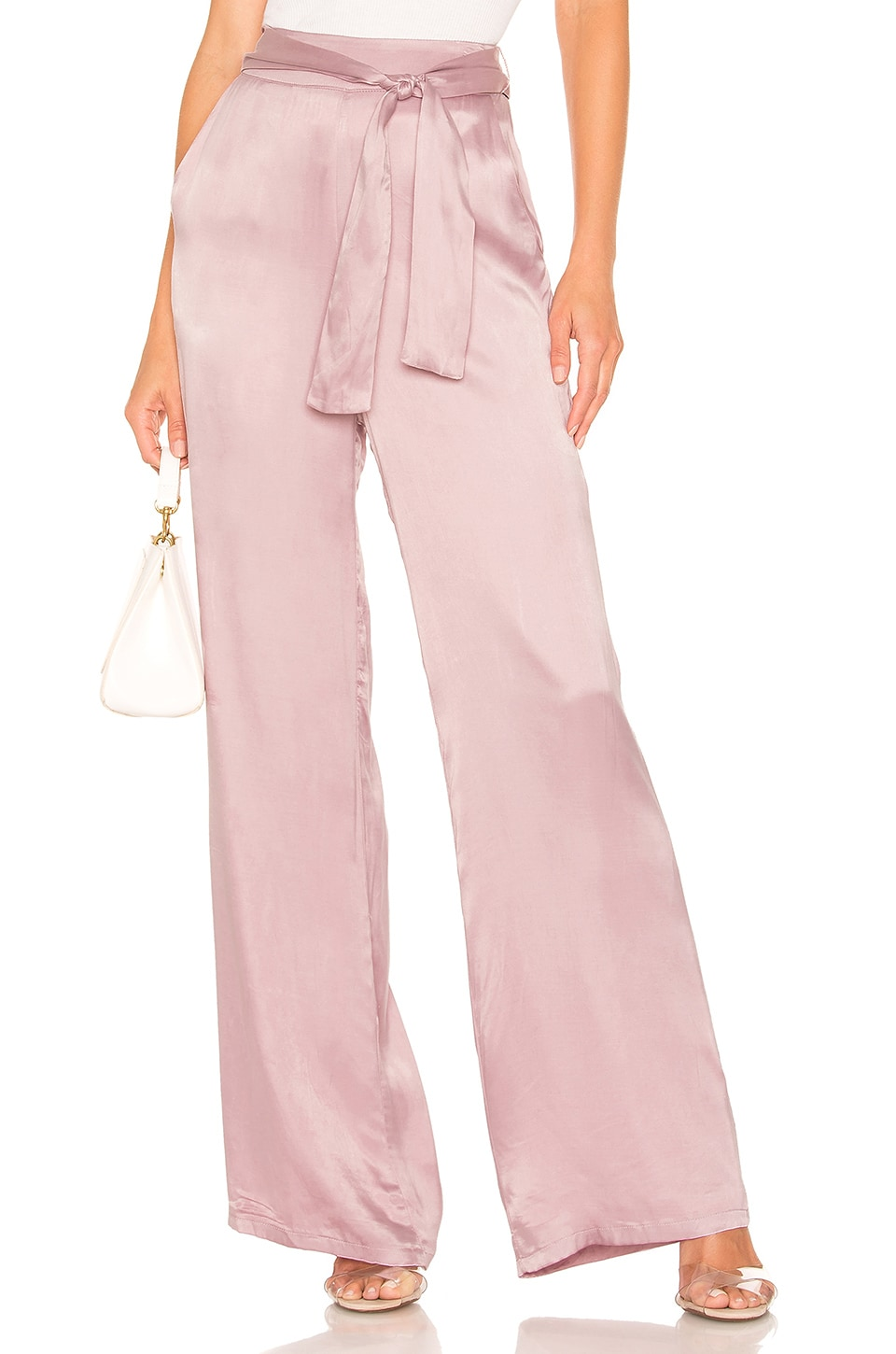 Lovers + Friends Ariana Pant in Lilac