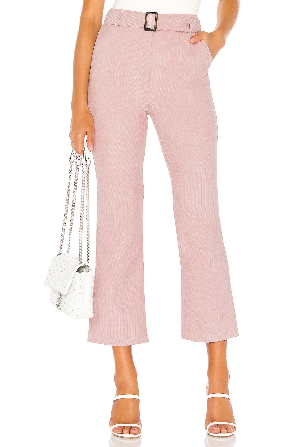Lovers + Friends Joanie Pants in Lilac