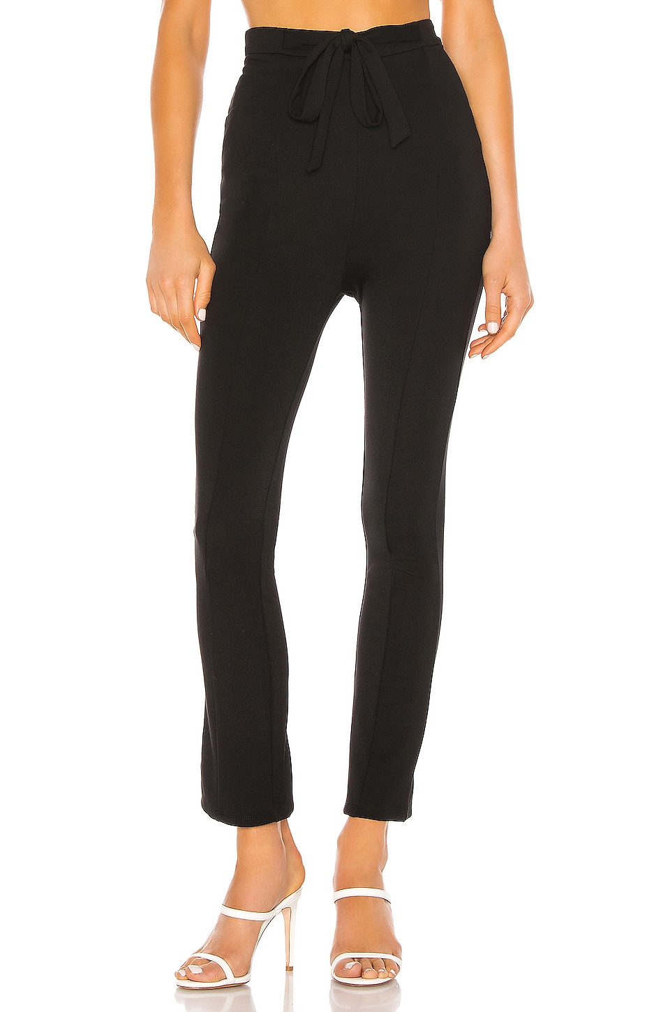 Lovers + Friends Alicia Pants in Black