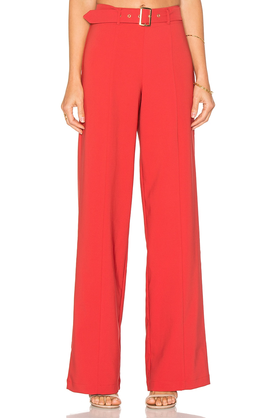 Lovers + Friends x REVOLVE Angeli Pants in Paprika