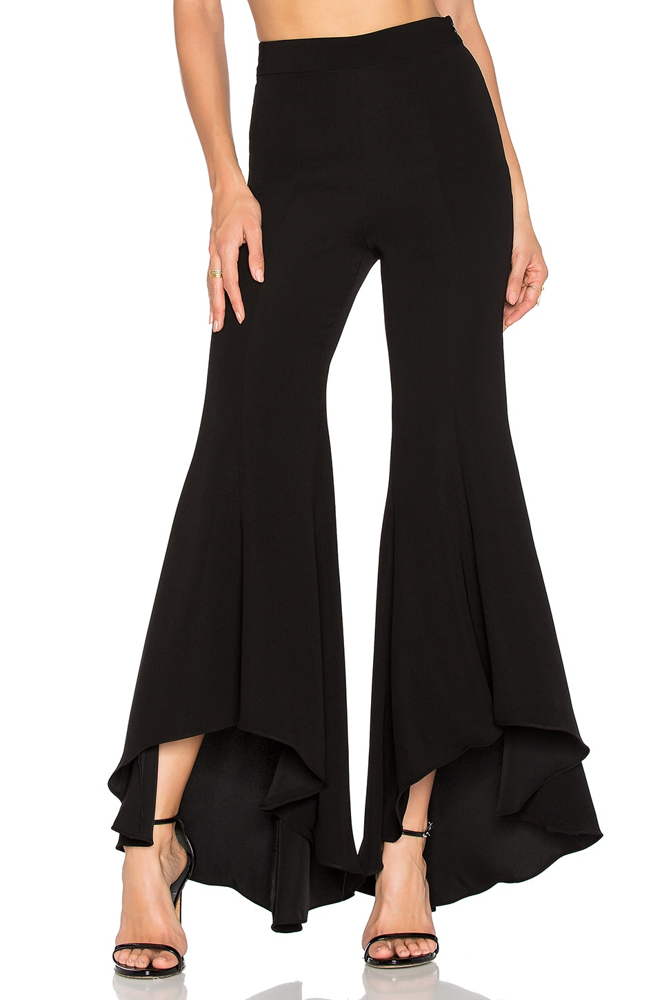 Lovers + Friends x REVOLVE Riley Pants in Black