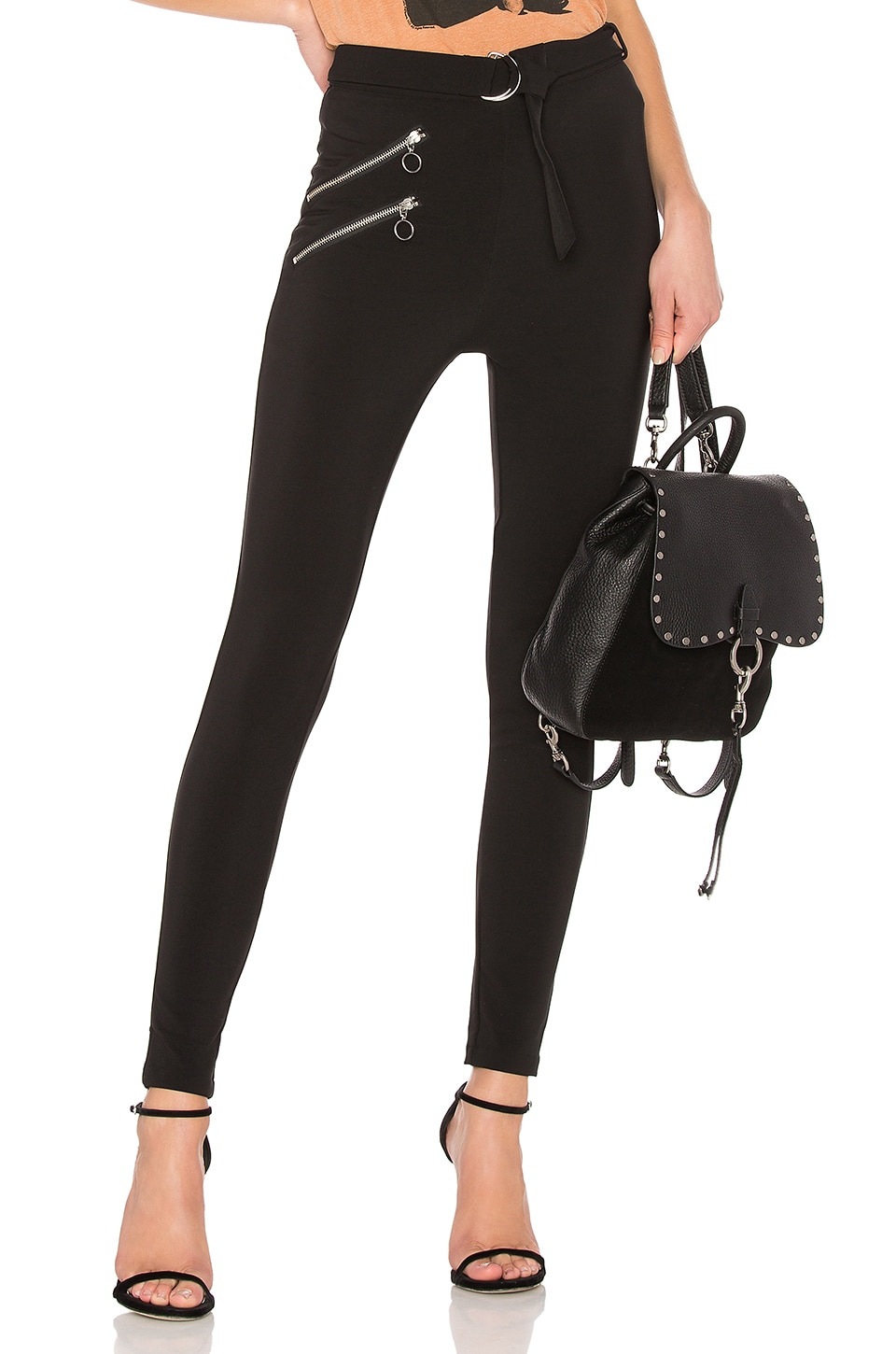 Lovers + Friends x REVOLVE Give Me a Ring Legging in Black