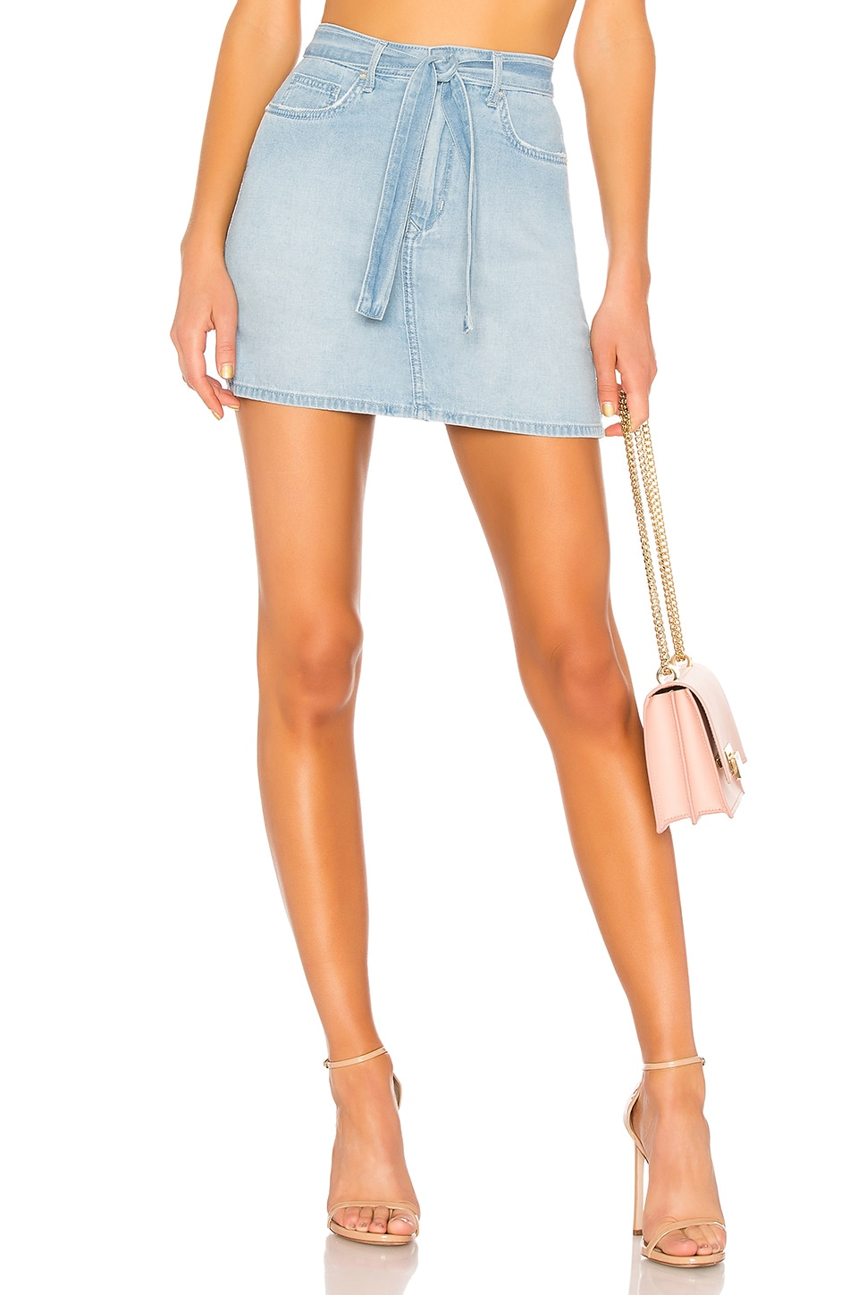 Lovers + Friends Liam Mini Skirt in Baylor