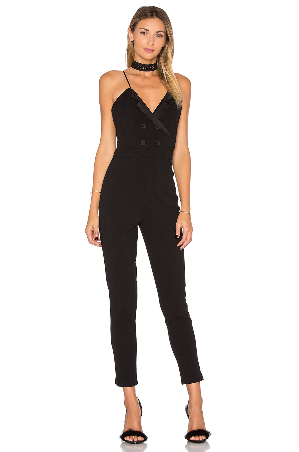 Elsa Jumpsuit by Lovers + Friends