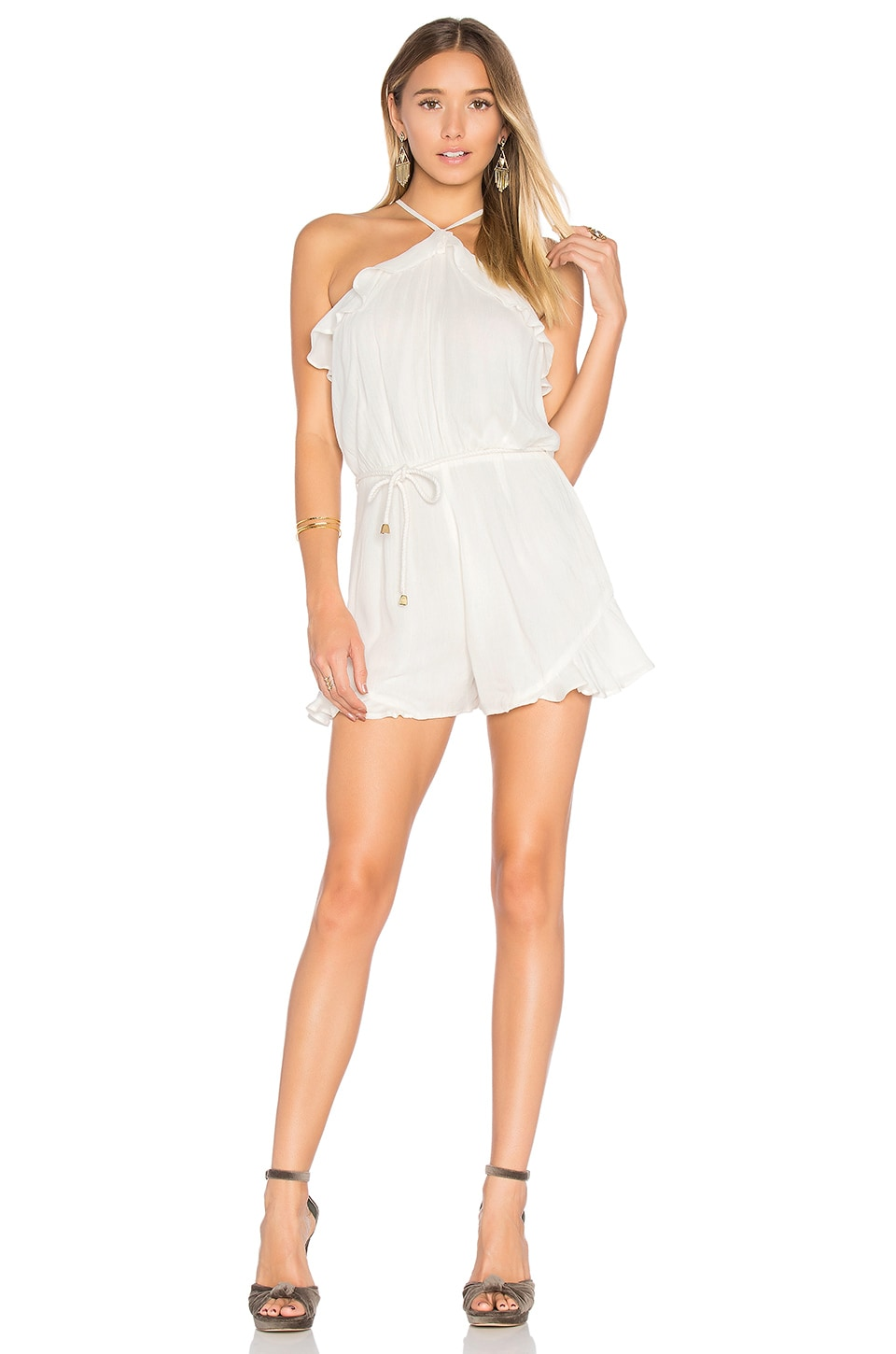 Jolie Romper by Lovers + Friends