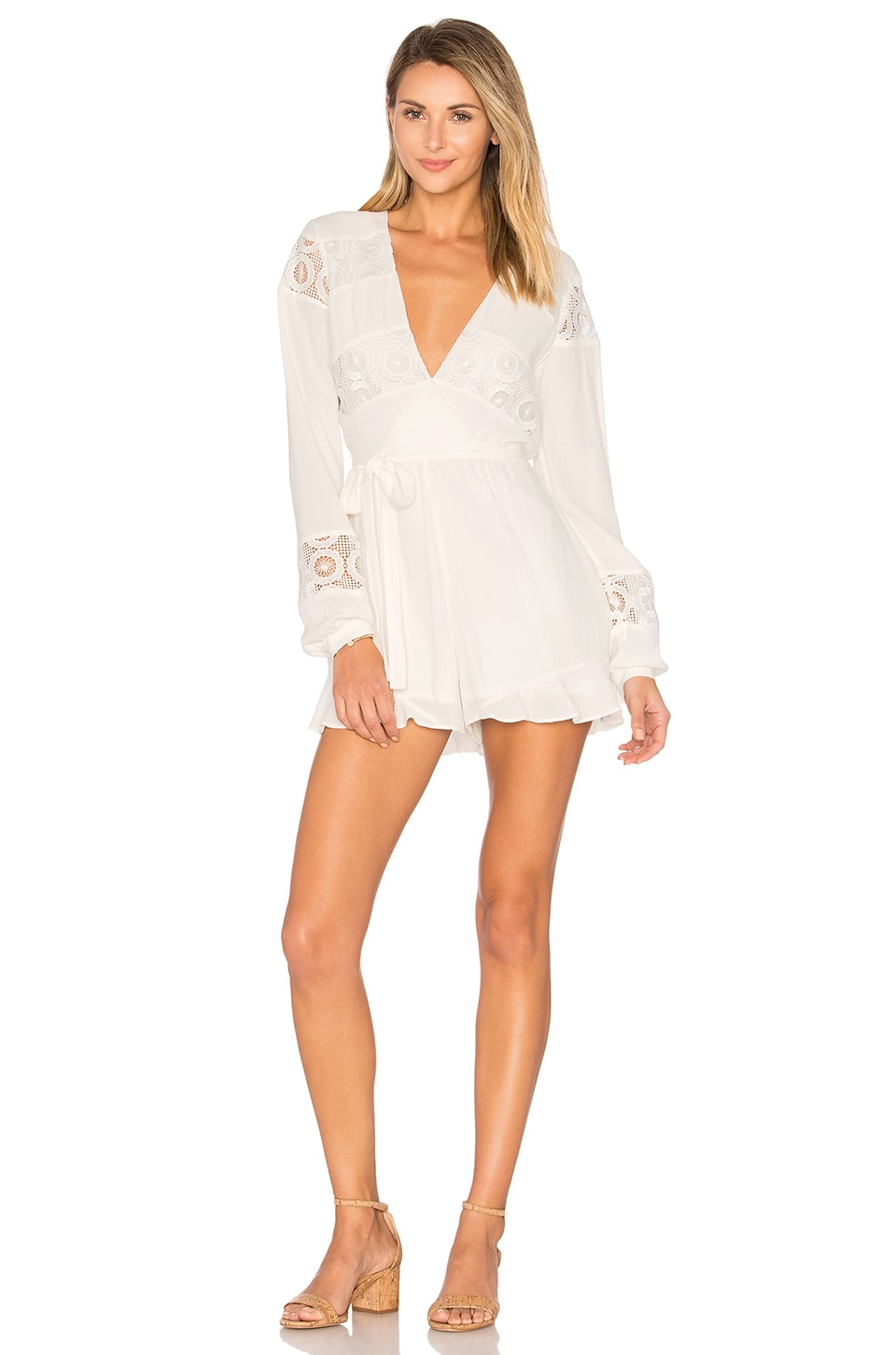 Jesse Romper by Lovers + Friends