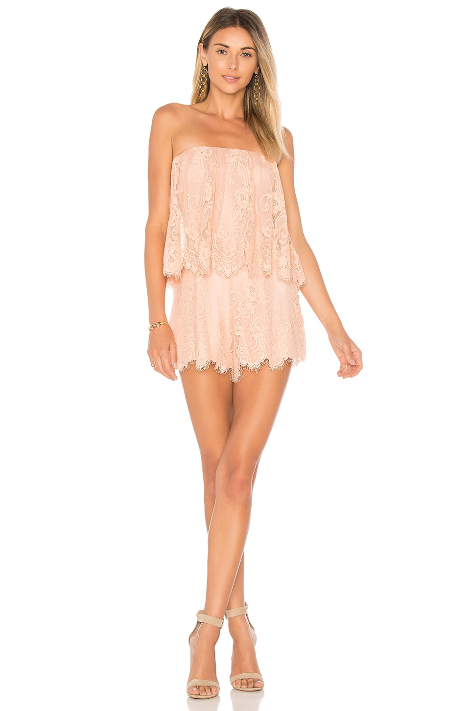 Kristine Romper by Lovers + Friends