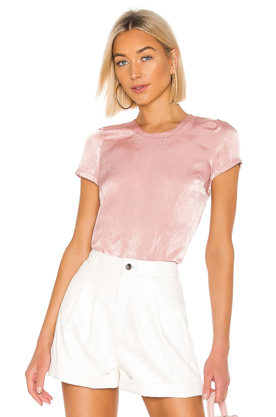 Lovers + Friends Janice Top in Mauve
