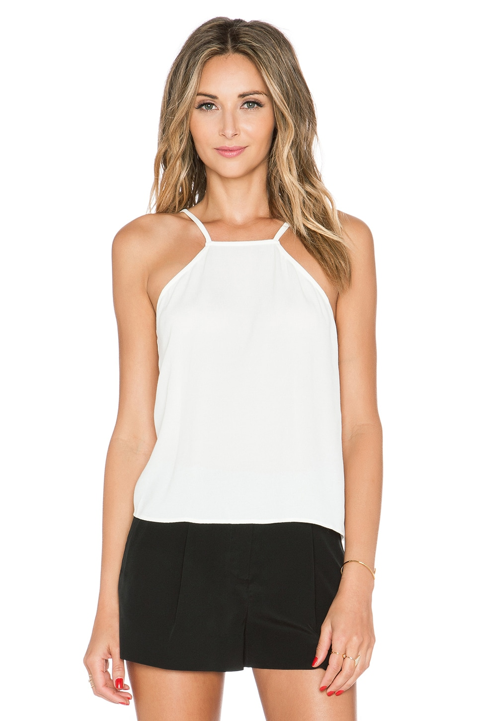 Lovers + Friends x REVOLVE Mara Cami in Ivory