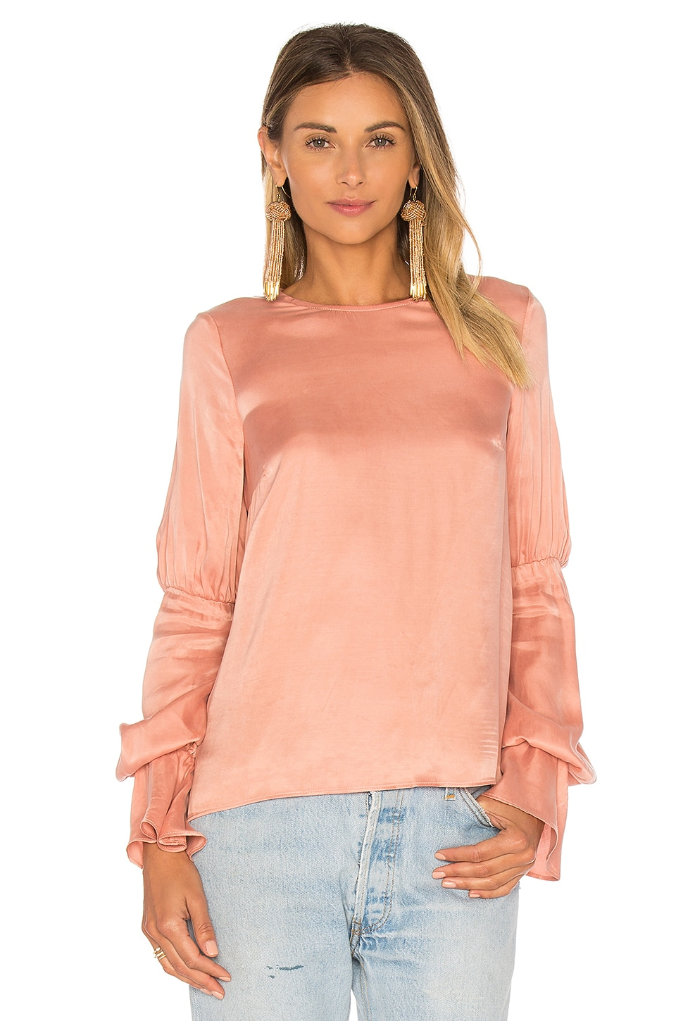 x REVOLVE Major Blouse by Lovers + Friends