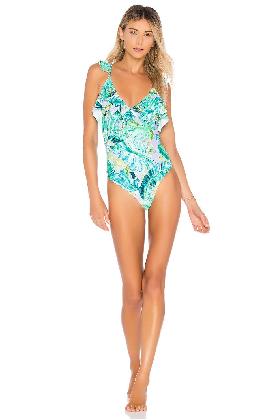 Tropical Oasis One Piece