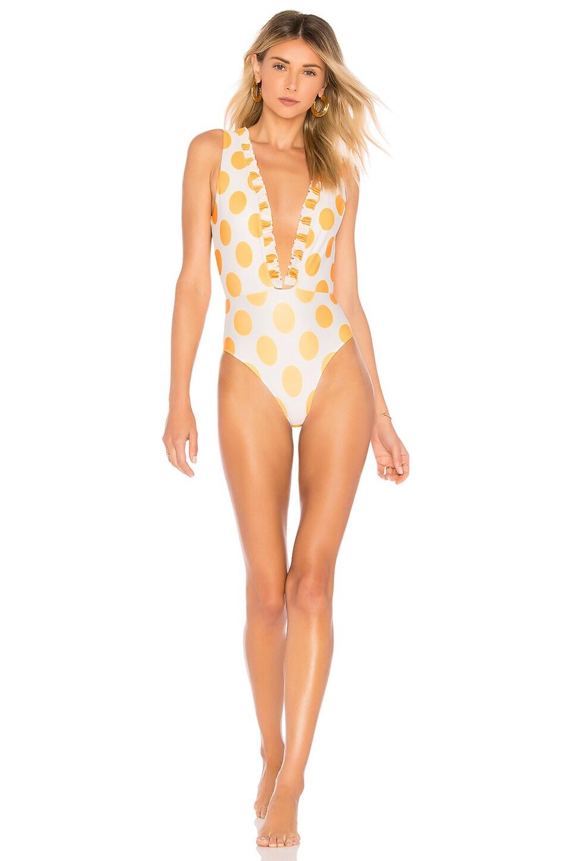 Cashel One Piece by Lovers + Friends Swimwear