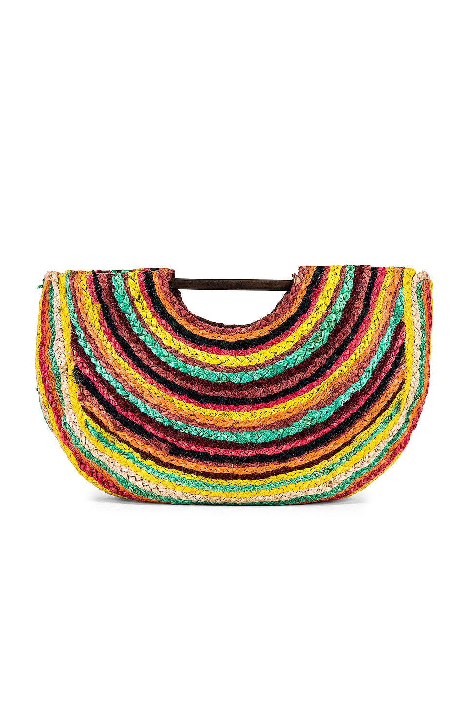 Lovers + Friends Luda Bag in Rainbow Multi