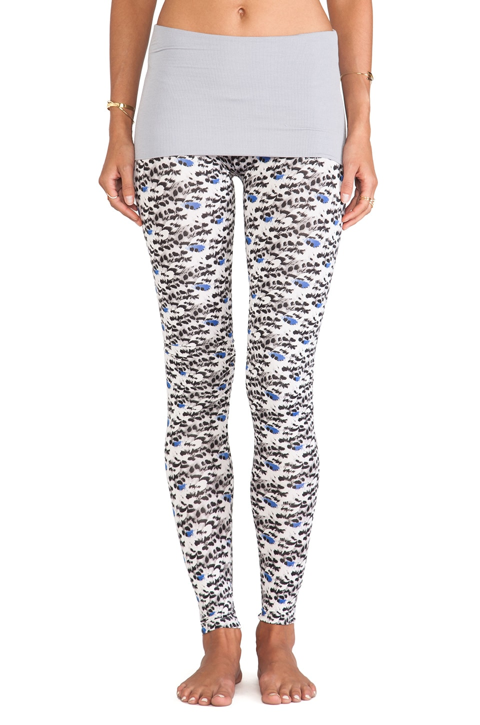 Love Haus by Beach Bunny Aggressive Pant in Leopard