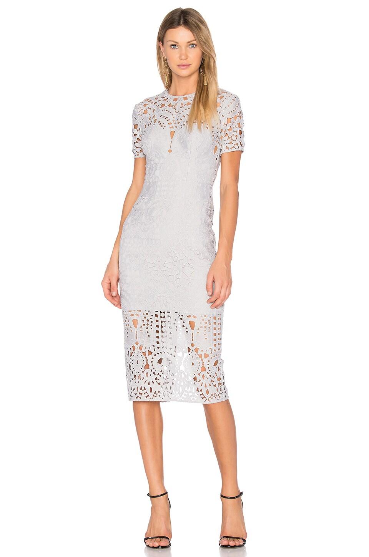 Harmony Sheath Midi Dress by Lover