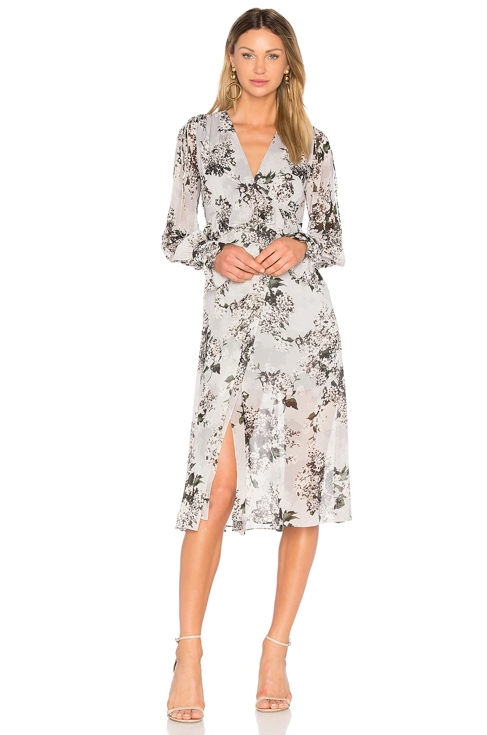 Wrap Dress by Lover