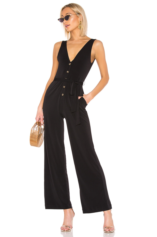 LPA Forever Jumpsuit in Black