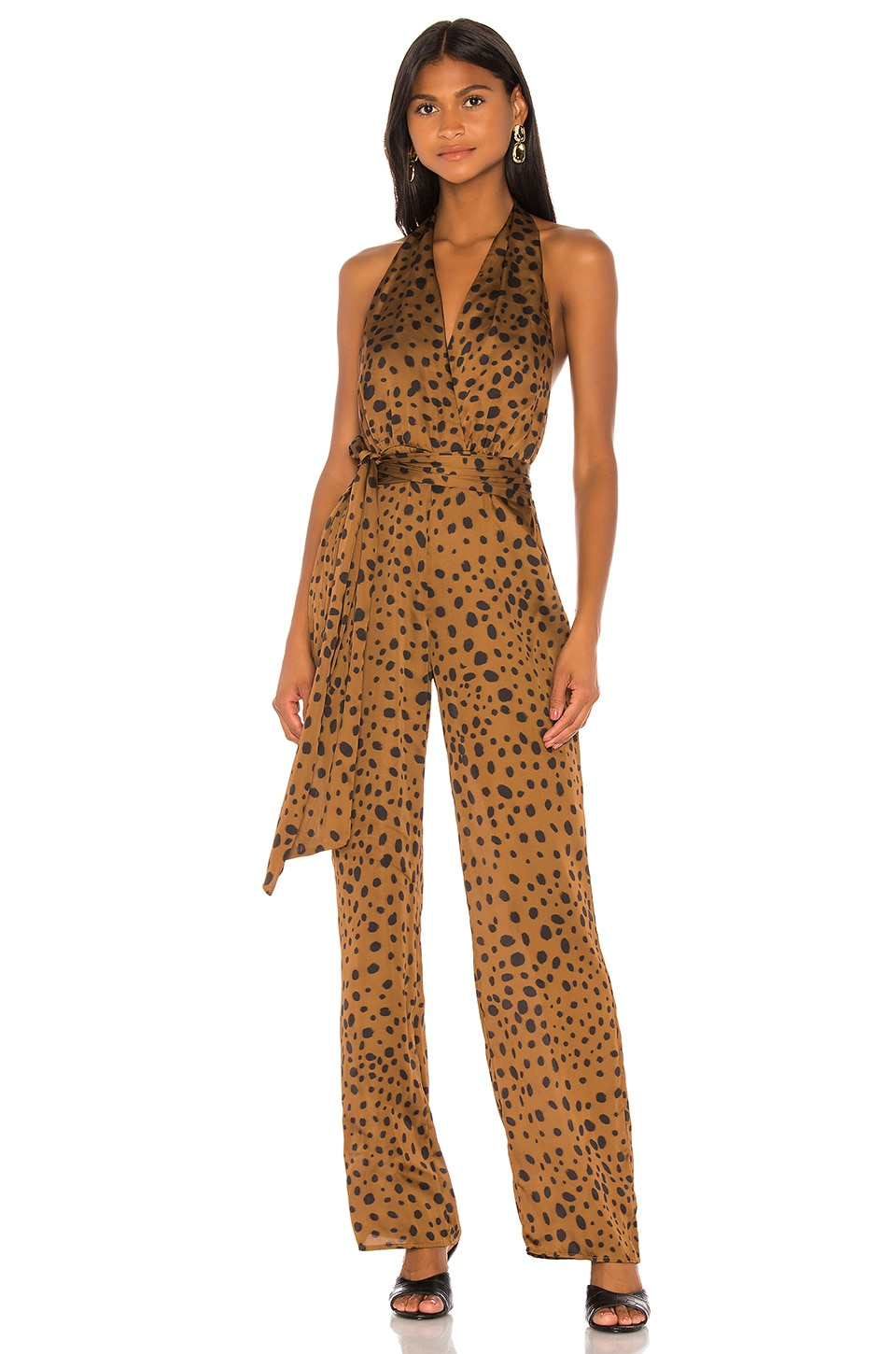 LPA Gianna Jumpsuit in Austin Print
