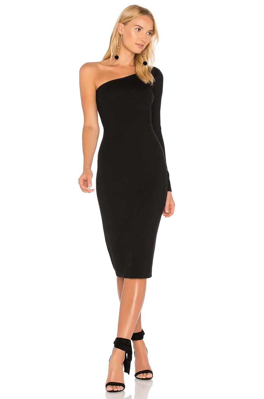 LPA Dress 355 in Black