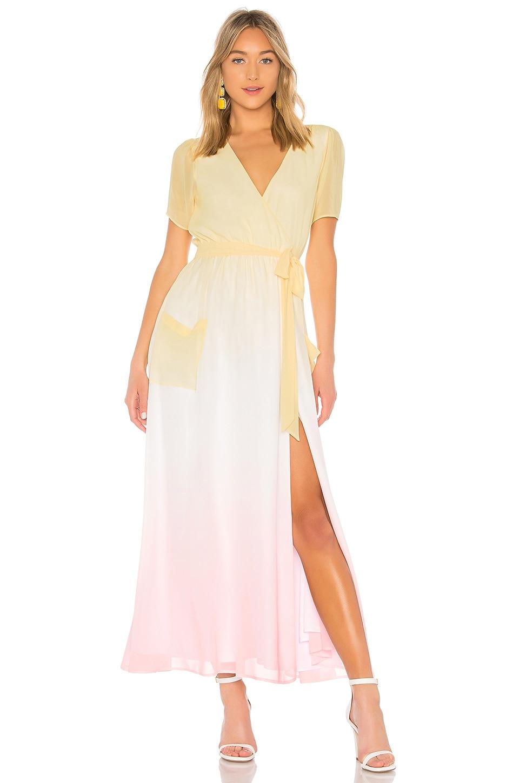 LPA Dress 530 in Ombre