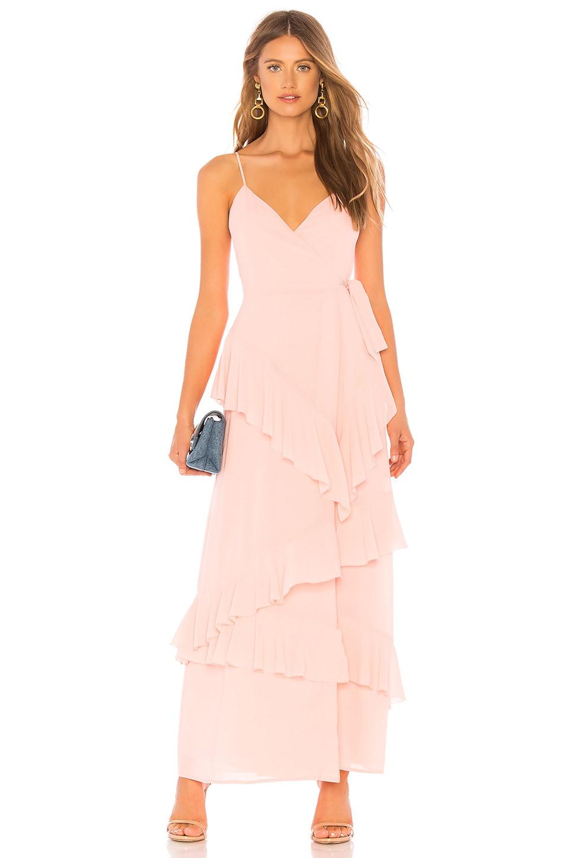 LPA Gown 253 in Blush