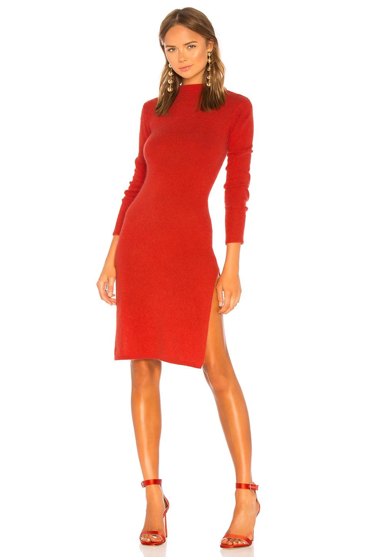 LPA Dress 372 in Red