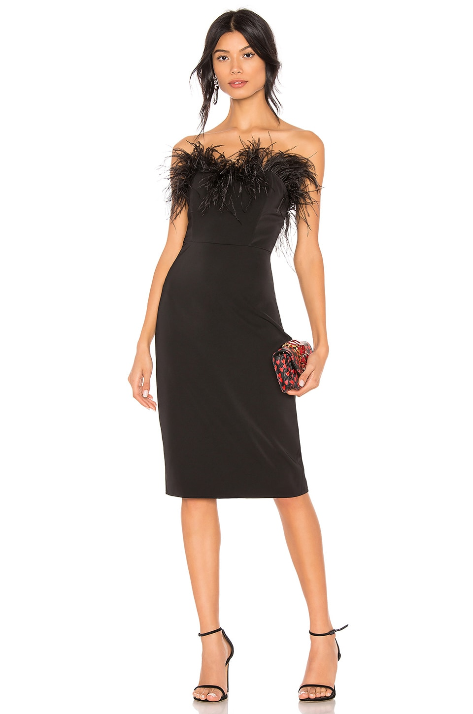 LPA Aurora Dress in Black