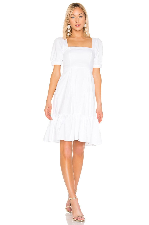 LPA Giulia Dress in White