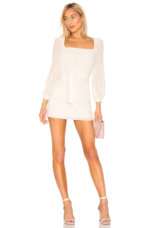 LPA Clio Dress in Ivory