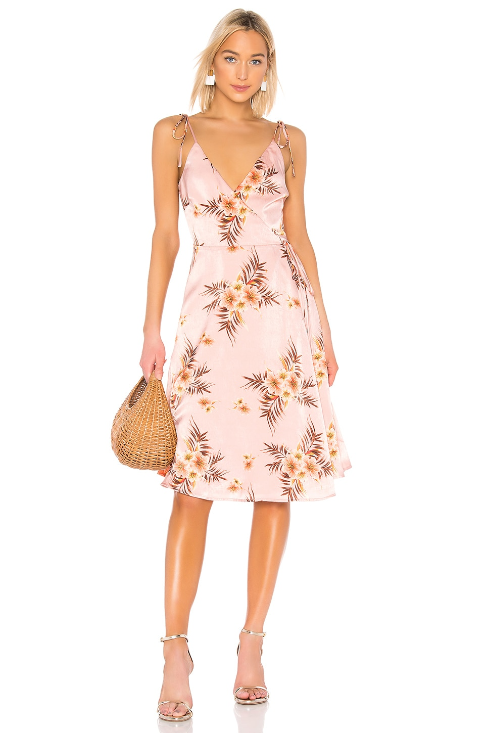 LPA Pippa Dress in Tropic Bouquet