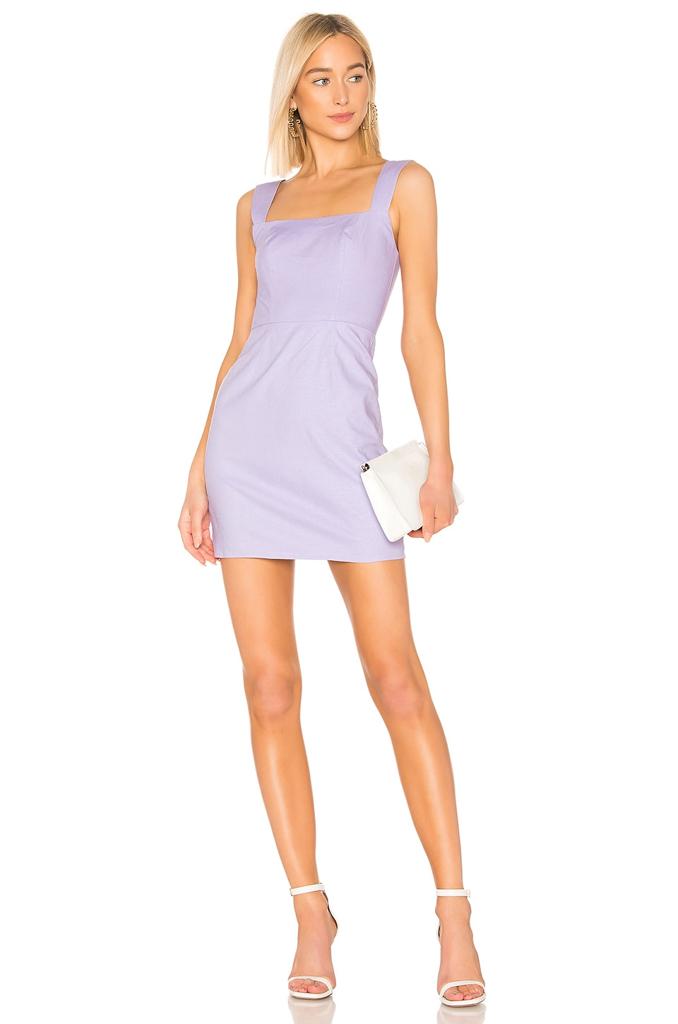 LPA Pamela Dress in Lavender
