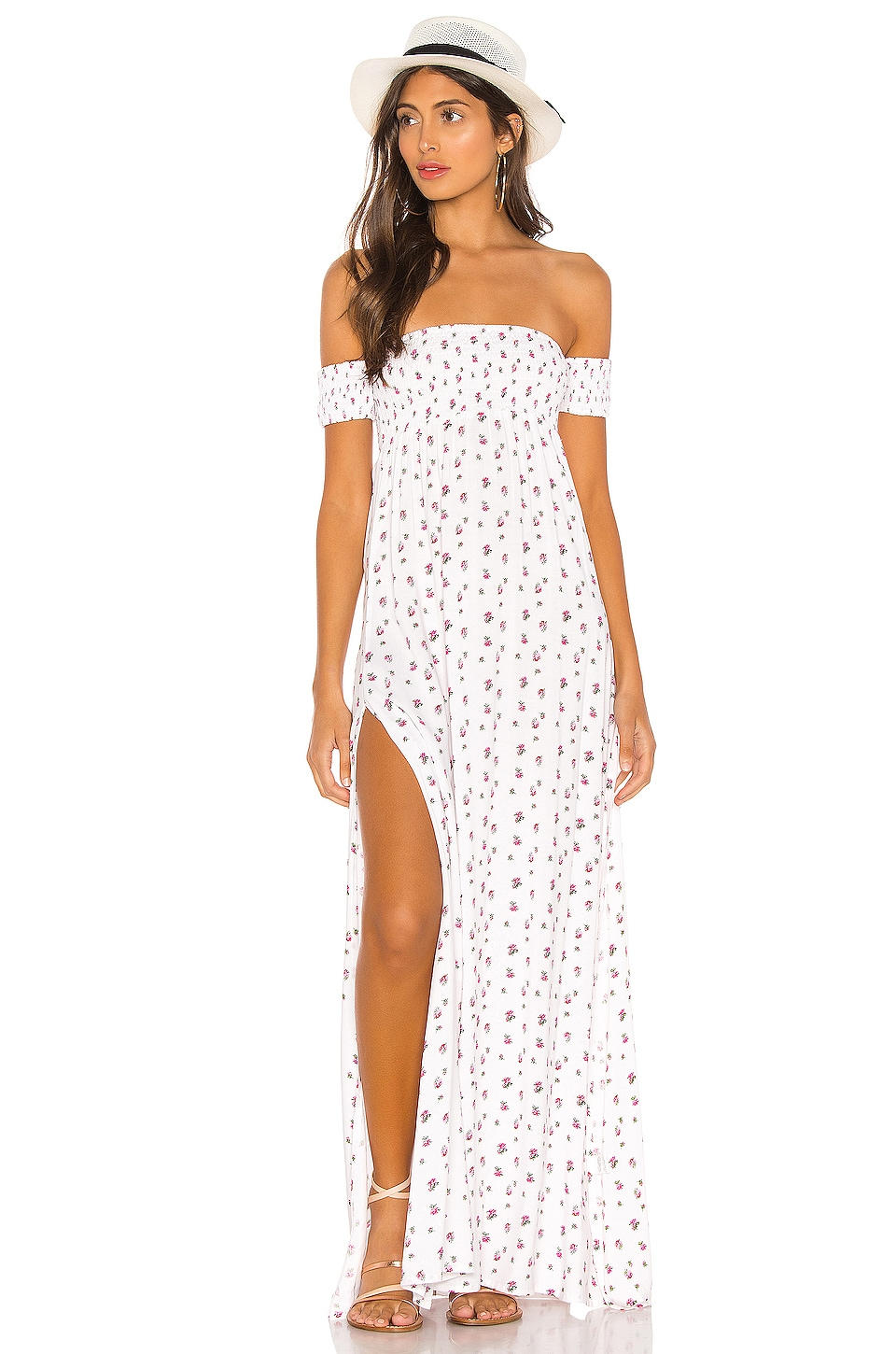 LPA Darlin Maxi in Romantic Floral