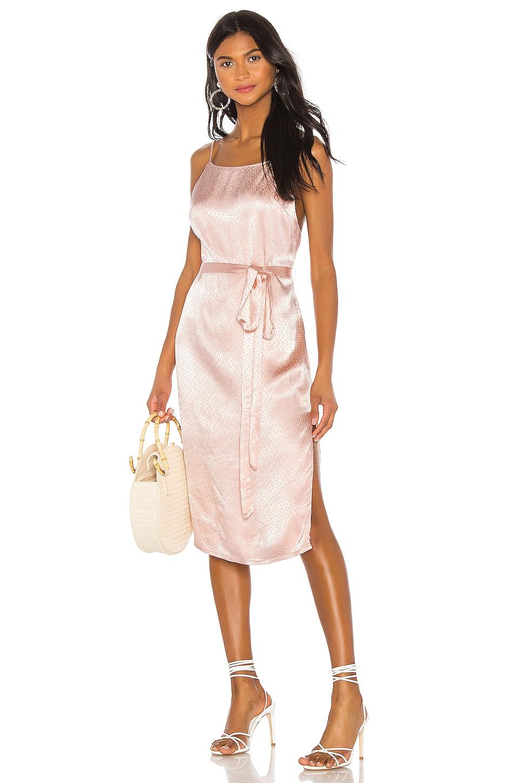 LPA Editta Dress in Blush